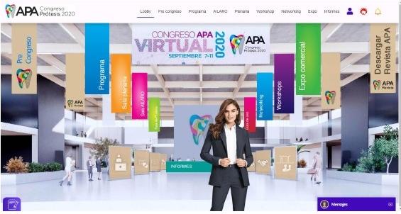 Congreso Virtual PRÓTESIS 2020