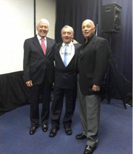 Dr. Jorge Albertini | Dr. Aníbal Alonso | Dr. Alberto Bechelli